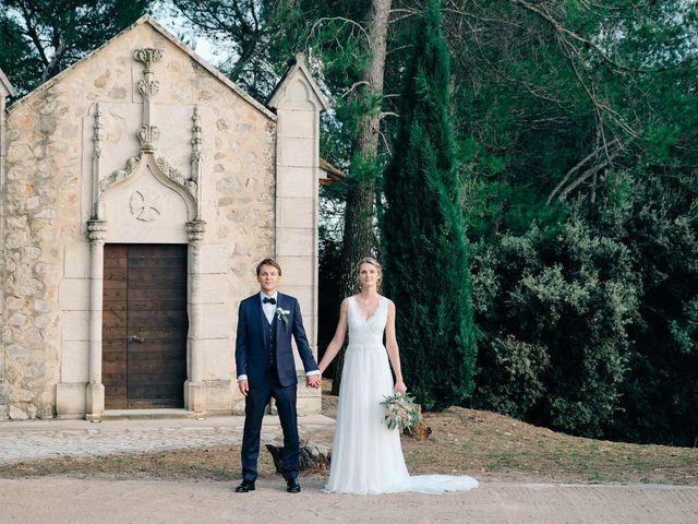 Le mariage de Guilhem et Laura à Taradeau, Var 95