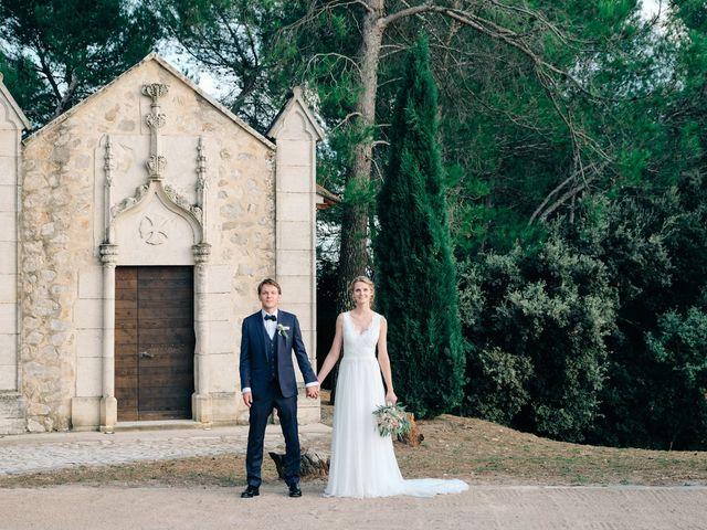 Le mariage de Guilhem et Laura à Taradeau, Var 96
