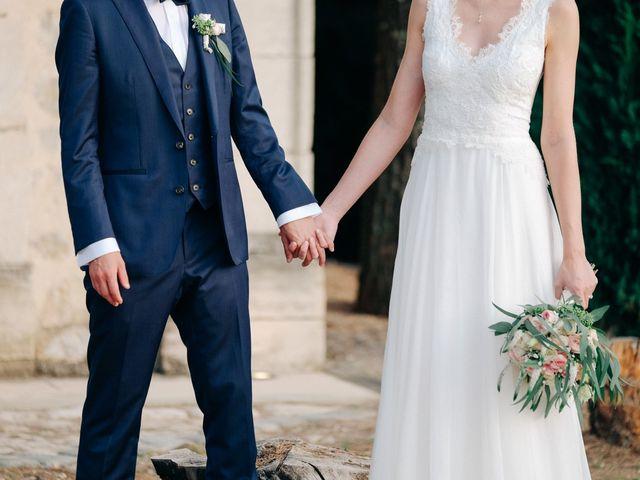Le mariage de Guilhem et Laura à Taradeau, Var 98