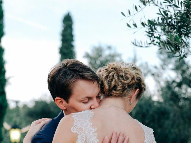 Le mariage de Guilhem et Laura à Taradeau, Var 100