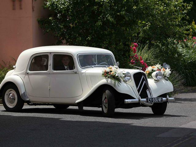 Le mariage de Patrice et Isabelle à Paris, Paris 5