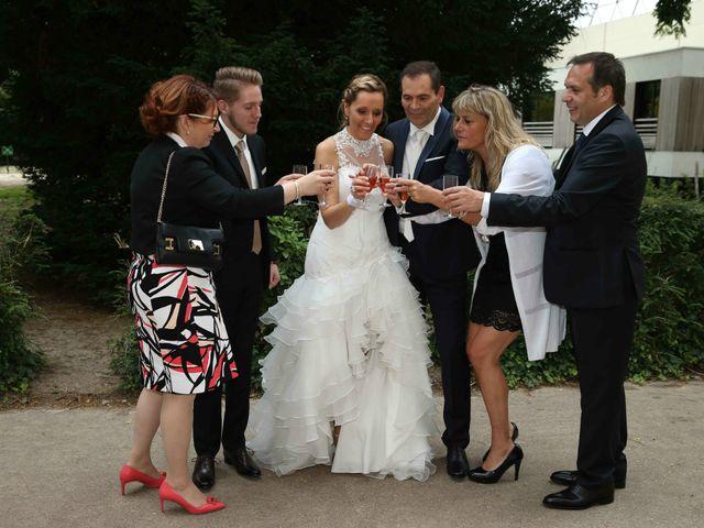 Le mariage de Patrice et Isabelle à Paris, Paris 22