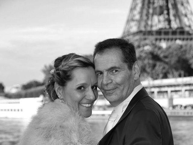 Le mariage de Patrice et Isabelle à Paris, Paris 30