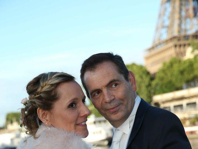 Le mariage de Patrice et Isabelle à Paris, Paris 31