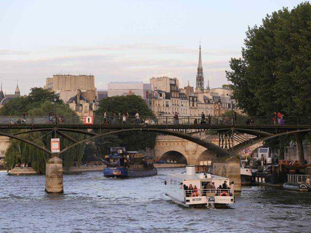Le mariage de Patrice et Isabelle à Paris, Paris 35
