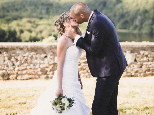Le mariage de Maud et Fabien