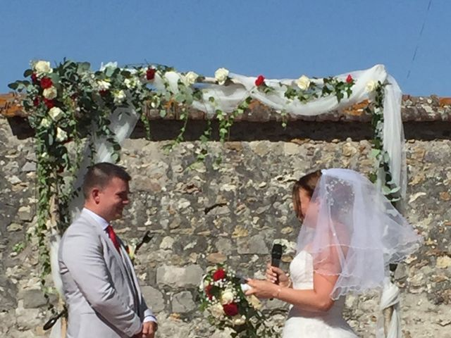 Le mariage de Maciej et Elise à Gas, Eure-et-Loir 5