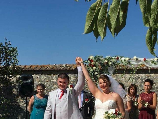 Le mariage de Maciej et Elise à Gas, Eure-et-Loir 8