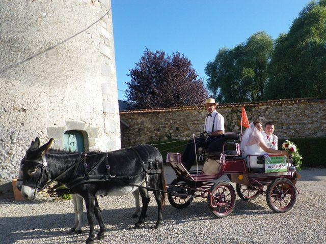 Le mariage de Maciej et Elise à Gas, Eure-et-Loir 11