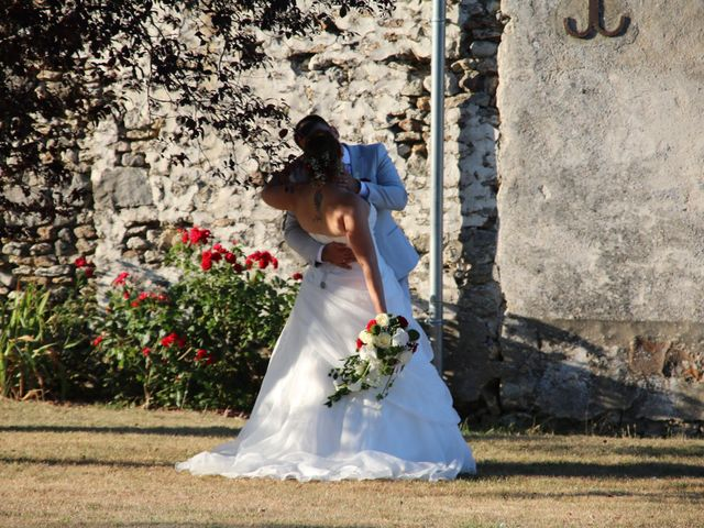 Le mariage de Maciej et Elise à Gas, Eure-et-Loir 12