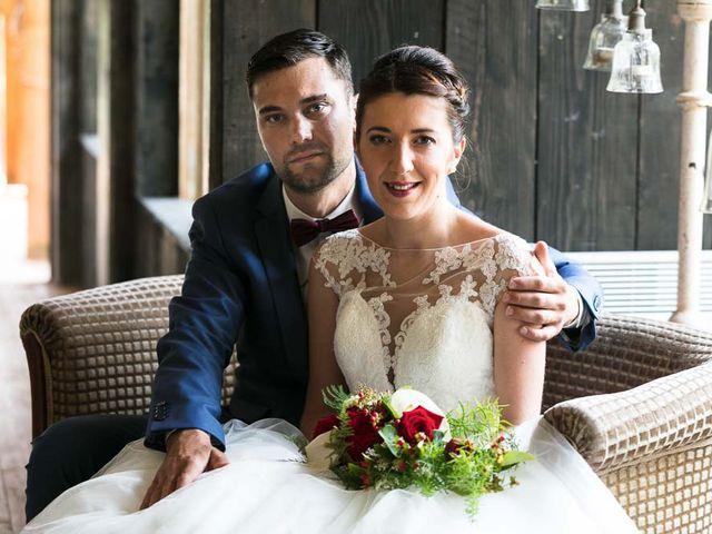Le mariage de Cédric et Émilie à Digoin, Saône et Loire 1