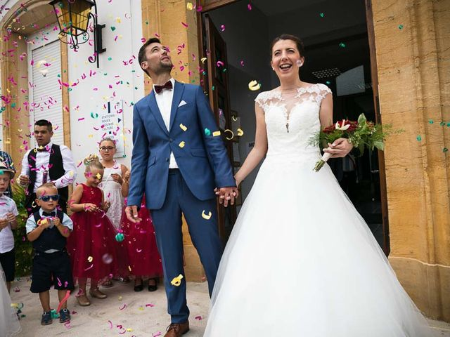 Le mariage de Cédric et Émilie à Digoin, Saône et Loire 3