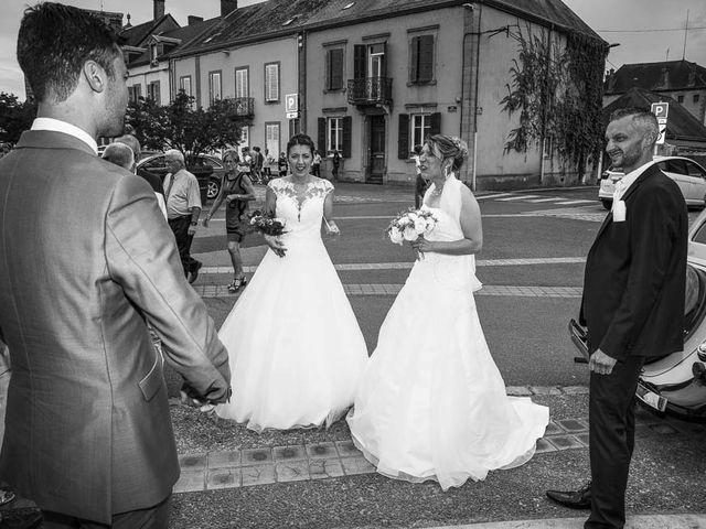 Le mariage de Cédric et Émilie à Digoin, Saône et Loire 5