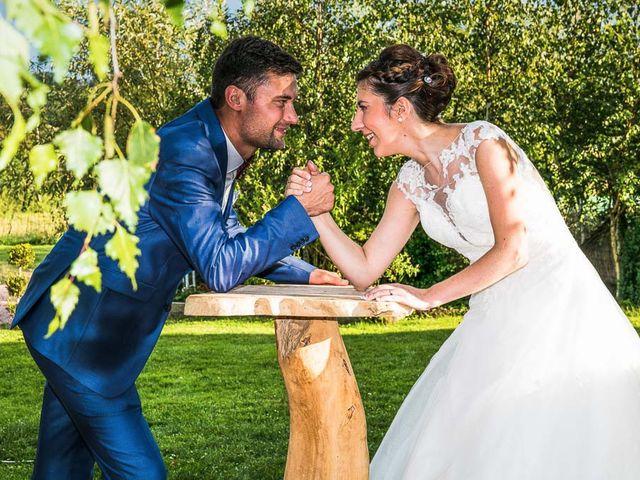 Le mariage de Cédric et Émilie à Digoin, Saône et Loire 8