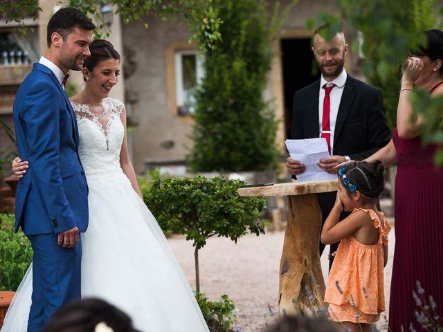 Le mariage de Cédric et Émilie à Digoin, Saône et Loire 14