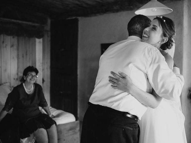Le mariage de Julien et Alexandra à Génolhac, Gard 16
