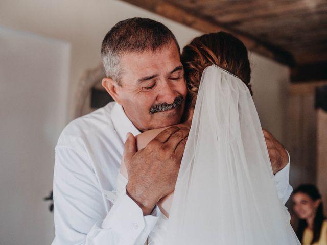 Le mariage de Julien et Alexandra à Génolhac, Gard 17