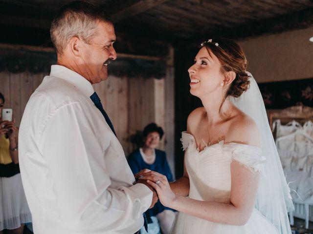 Le mariage de Julien et Alexandra à Génolhac, Gard 18