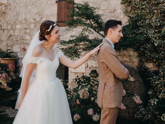 Le mariage de Julien et Alexandra à Génolhac, Gard 19