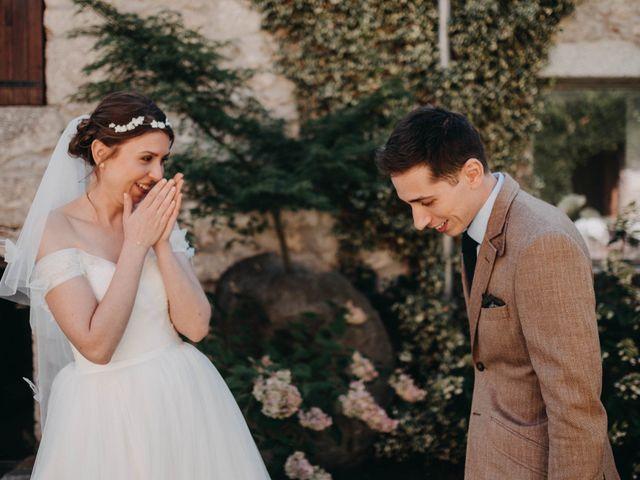 Le mariage de Julien et Alexandra à Génolhac, Gard 21