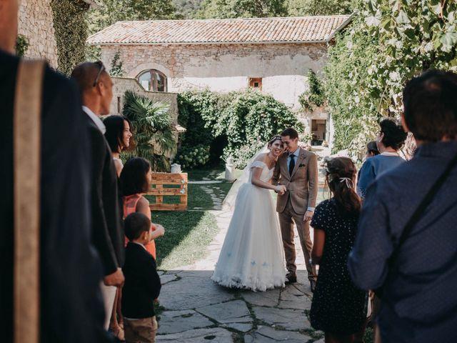 Le mariage de Julien et Alexandra à Génolhac, Gard 22