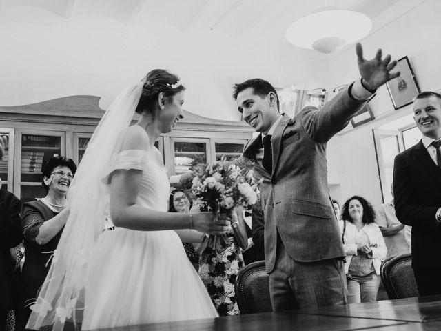 Le mariage de Julien et Alexandra à Génolhac, Gard 26