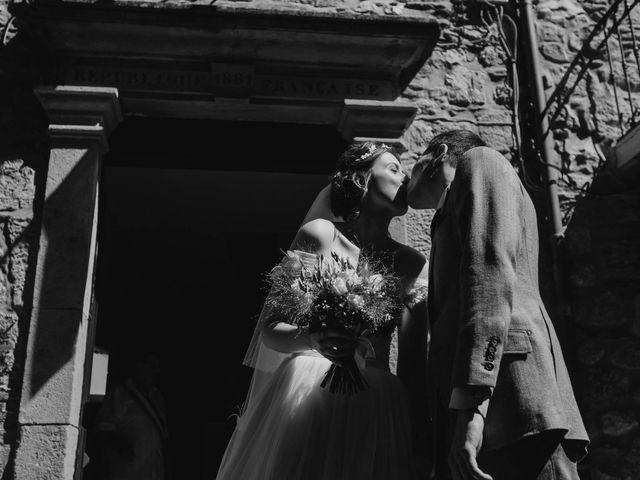 Le mariage de Julien et Alexandra à Génolhac, Gard 28