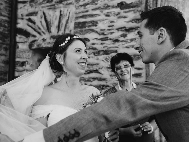 Le mariage de Julien et Alexandra à Génolhac, Gard 30