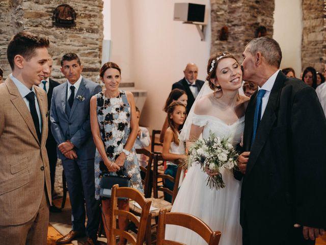 Le mariage de Julien et Alexandra à Génolhac, Gard 32
