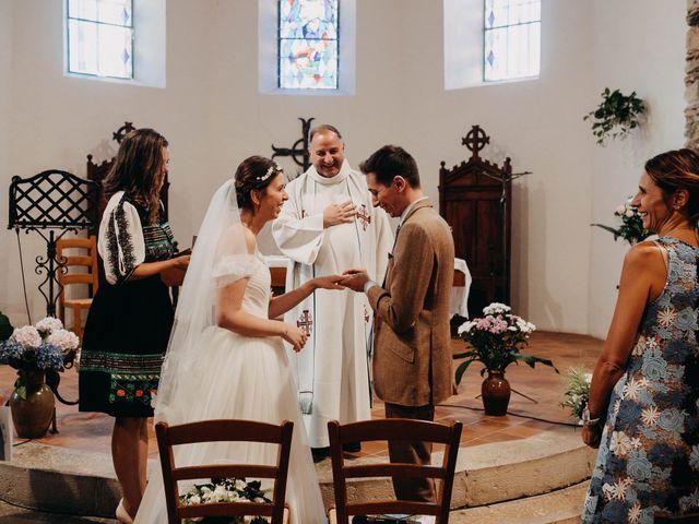 Le mariage de Julien et Alexandra à Génolhac, Gard 33