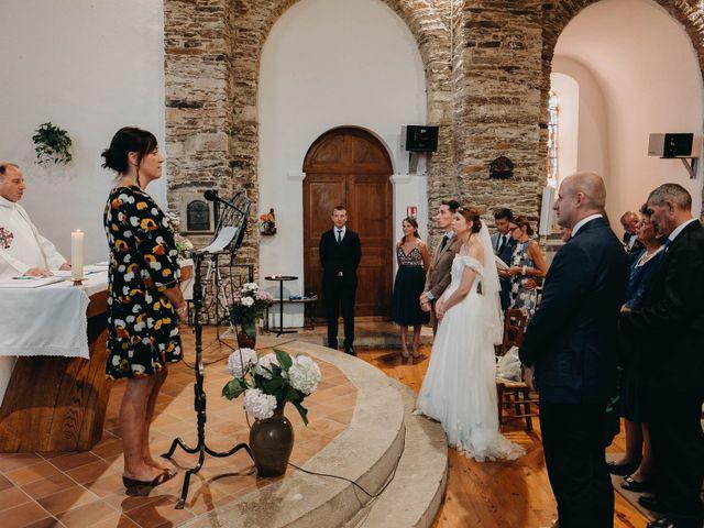 Le mariage de Julien et Alexandra à Génolhac, Gard 35