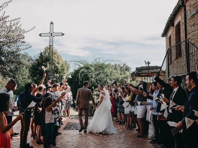 Le mariage de Julien et Alexandra à Génolhac, Gard 39