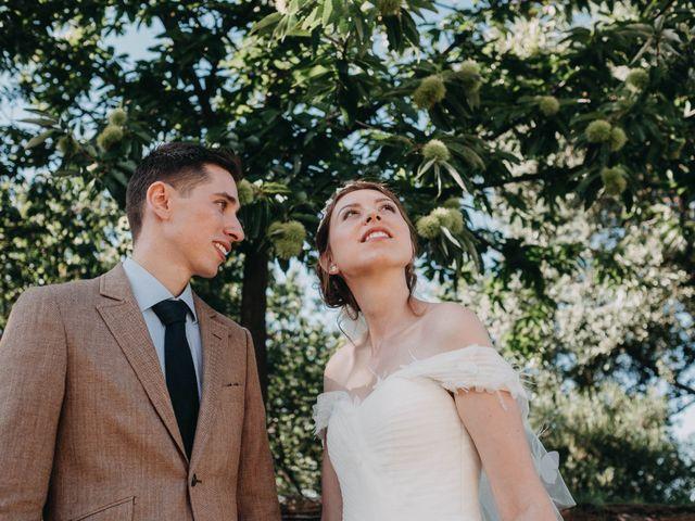 Le mariage de Julien et Alexandra à Génolhac, Gard 40