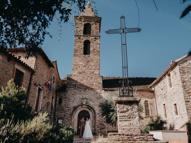 Le mariage de Julien et Alexandra à Génolhac, Gard 42