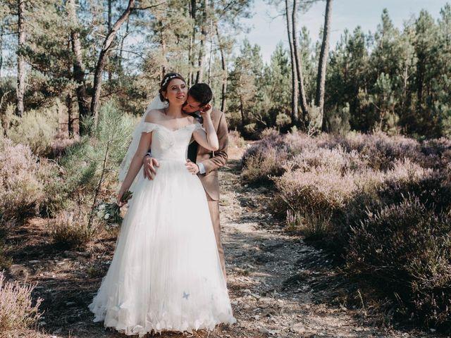 Le mariage de Julien et Alexandra à Génolhac, Gard 43