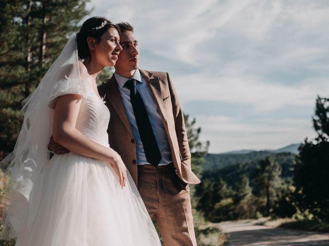 Le mariage de Julien et Alexandra à Génolhac, Gard 45