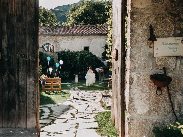 Le mariage de Julien et Alexandra à Génolhac, Gard 46