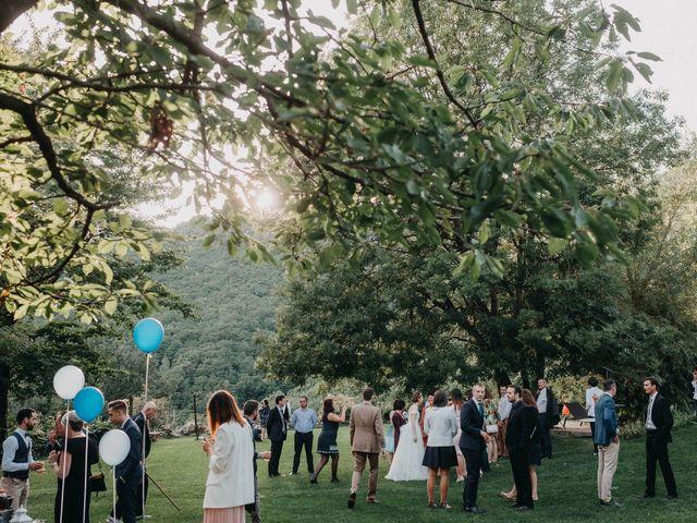 Le mariage de Julien et Alexandra à Génolhac, Gard 47