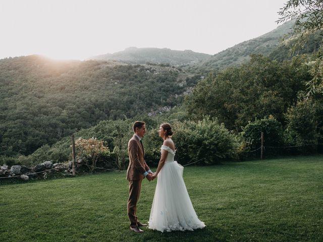 Le mariage de Julien et Alexandra à Génolhac, Gard 48