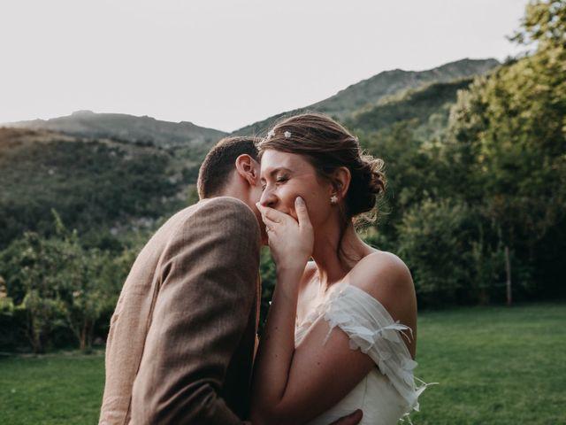 Le mariage de Julien et Alexandra à Génolhac, Gard 49