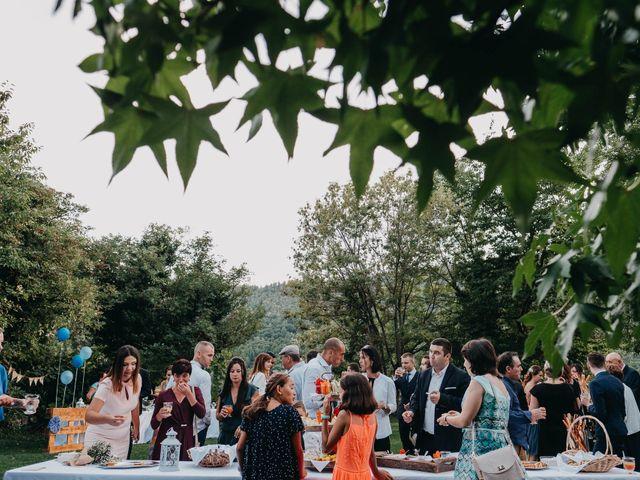 Le mariage de Julien et Alexandra à Génolhac, Gard 51