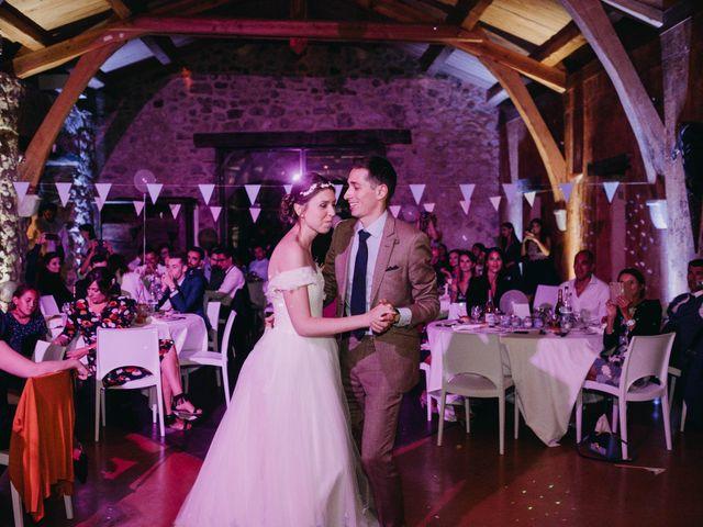 Le mariage de Julien et Alexandra à Génolhac, Gard 55