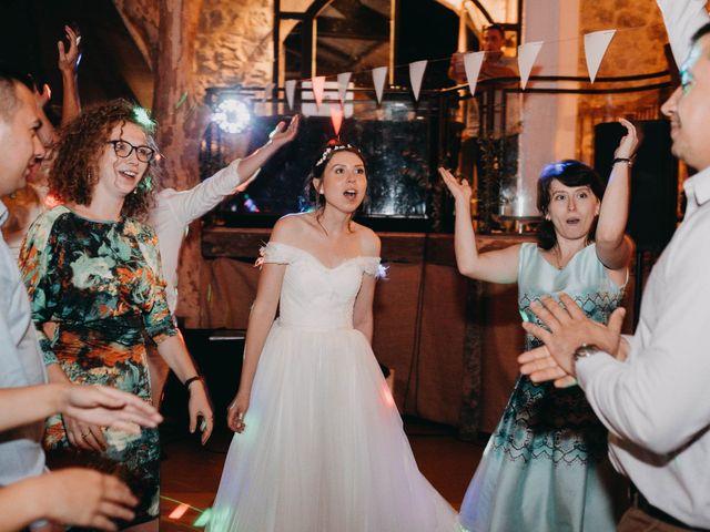 Le mariage de Julien et Alexandra à Génolhac, Gard 56