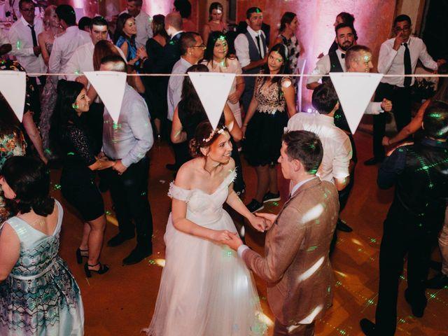 Le mariage de Julien et Alexandra à Génolhac, Gard 57
