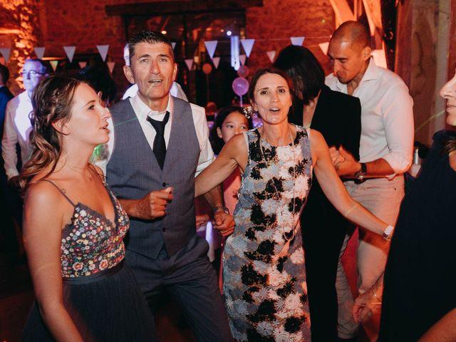 Le mariage de Julien et Alexandra à Génolhac, Gard 58