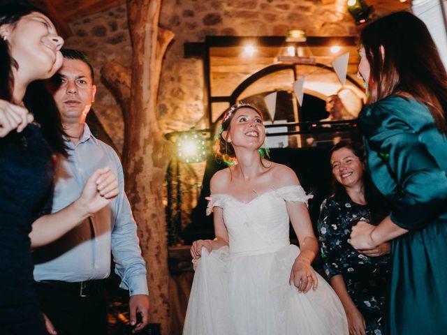Le mariage de Julien et Alexandra à Génolhac, Gard 61