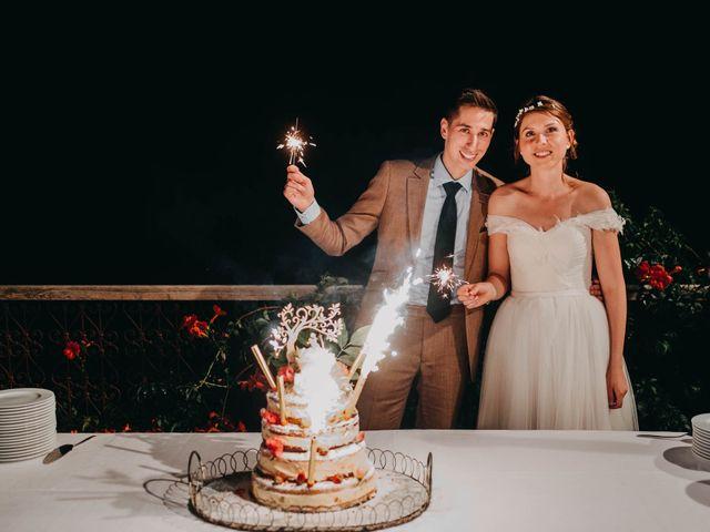 Le mariage de Julien et Alexandra à Génolhac, Gard 63