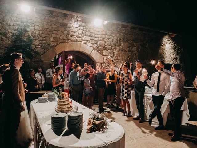 Le mariage de Julien et Alexandra à Génolhac, Gard 64