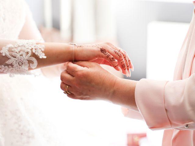 Le mariage de Younes et Nisrine à Montpellier, Hérault 8