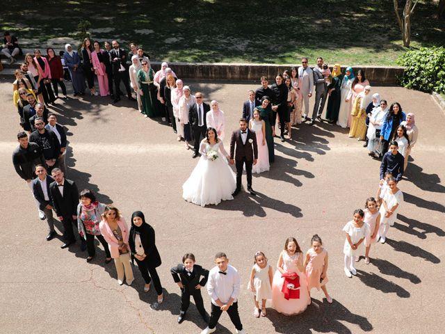 Le mariage de Younes et Nisrine à Montpellier, Hérault 16